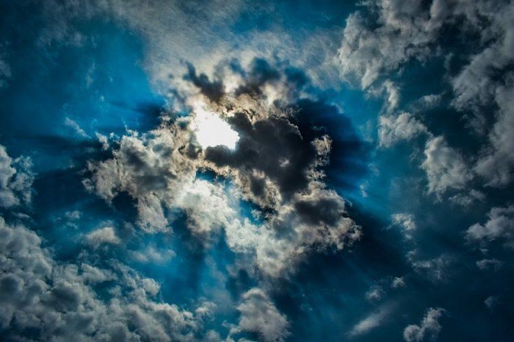 Wie Wolkenbildung und das Wetter mit Aerosolen zusammenhängt