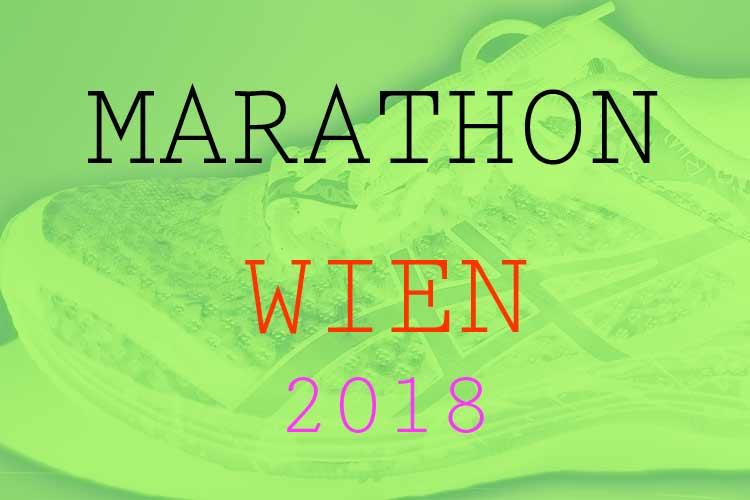 Marathon Wien 2018