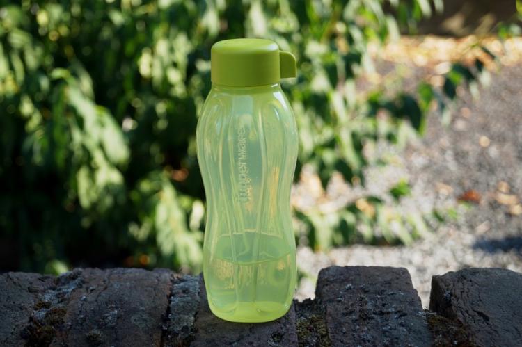 Wichtigster Tipp für die Hitze: Immer eine gefüllte Wasserflasche mit sich zu tragen!