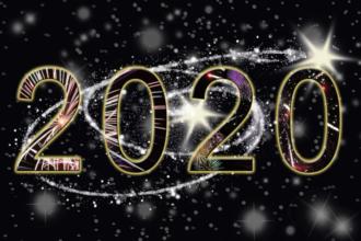 Prosit Neujahr 2020!!
