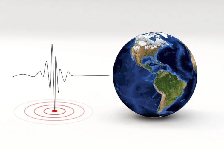 Seismologie: Die Lehre von Entstehung und Ausbreitung von Erderschütterungen.
