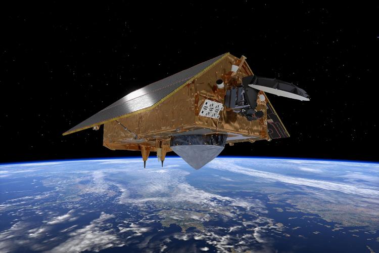 Sentinel 6 - In 1300 km vermisst er mittels RADAR-Strahlen die Meeresoberfläche