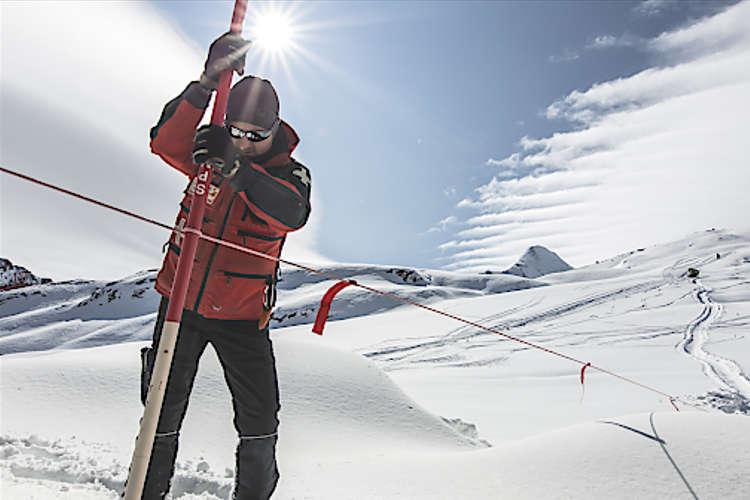 Skisaison startet am Kitzsteinhorn; Foto: © Gletscherbahnen Kaprun AG/artisual