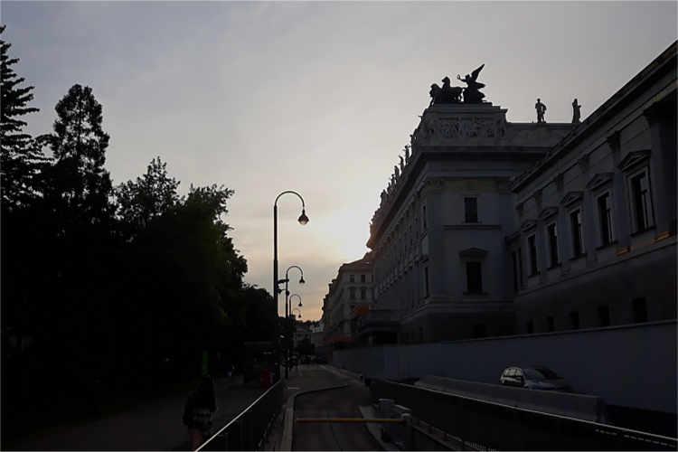 Parlament Wien am 30. Mai 2018 Foto:wetter-wien.wien