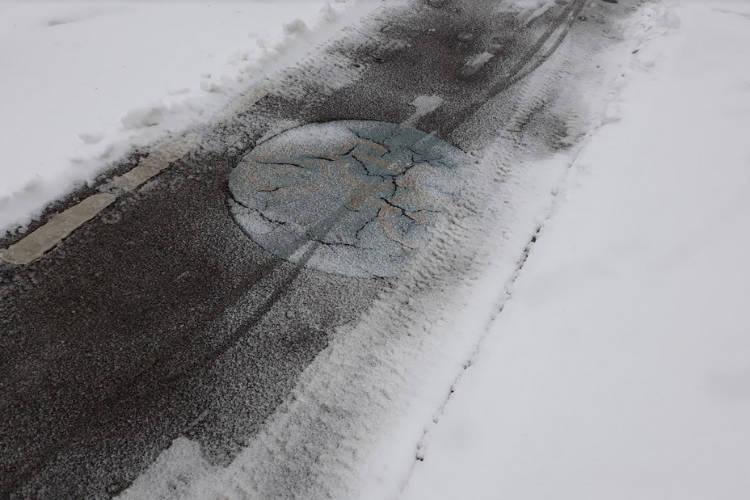 Schnee in Wien; Foto: wetter-wien.wien
