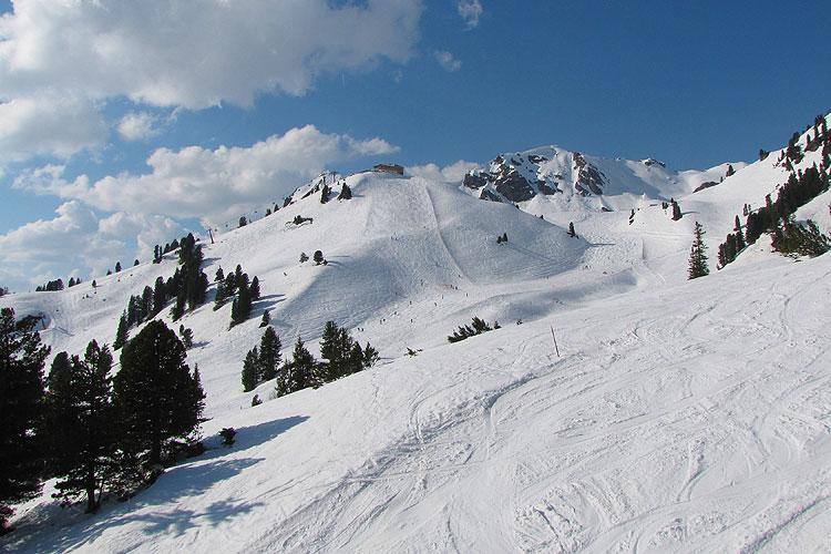 Skigebiet Obertauern (Salzburg) im Winter; © wetter-wien.wien